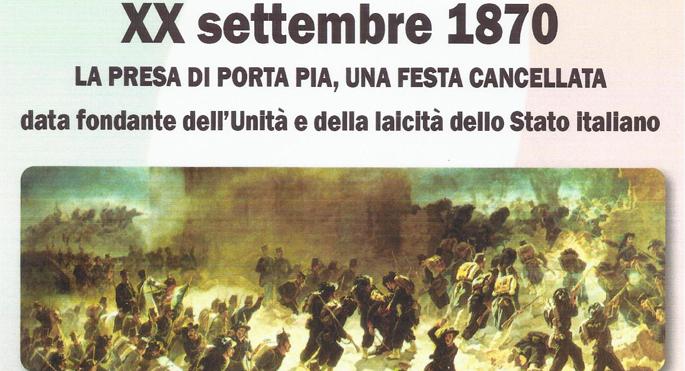 Risultati immagini per unità d'italia 20 settembre 1870